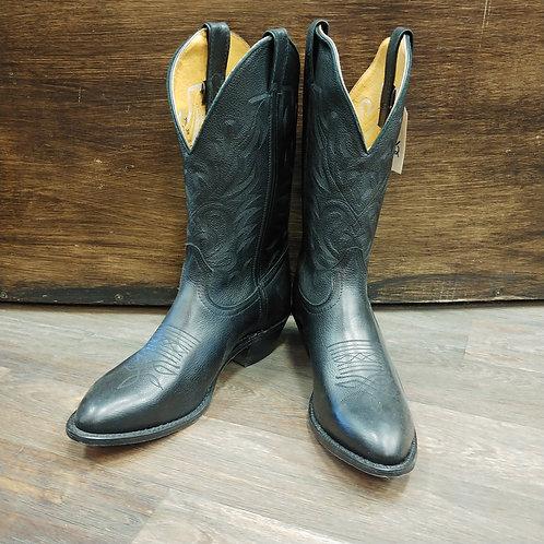Boulet Black Challenger Boots