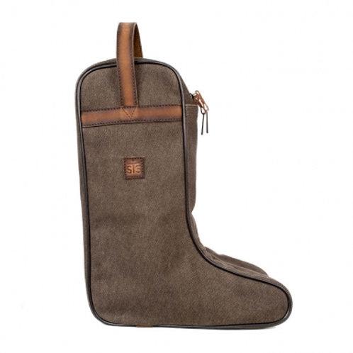 STS Ranchwear - Dark Canvas Boot Bag