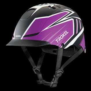 Troxel TX Helmet -Purple Raptor