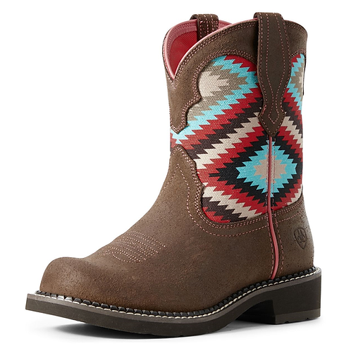 Ariat Fatbaby Heritage Boot - Pastel Aztec