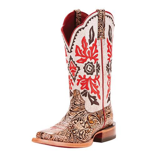 Ariat Magnolia Red Boots