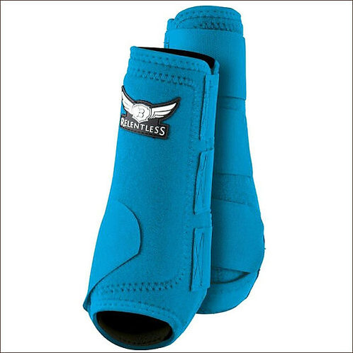 Relentless All-Around Sport Boots - Turquoise 2pk