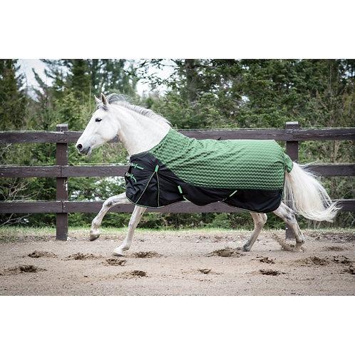 Century 600D Winter Turnout Blanket w/300g Fill - Mint Green