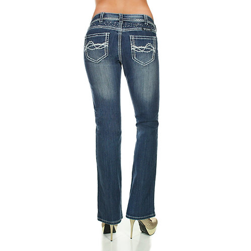 Cowgirl Tuff Saddle Ready Jeans