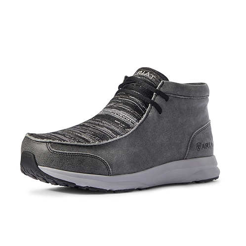 Men's Ariat Spitfire - Slate Grey Striped