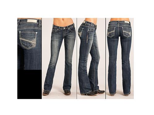 Rock & Roll Denim Rival Jeans
