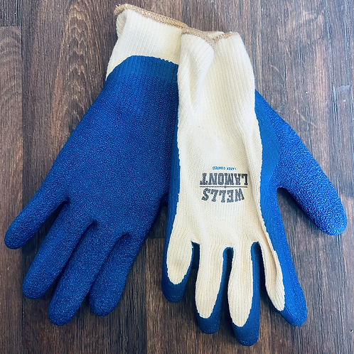 Wells Lamont - Latex Coated Gloves