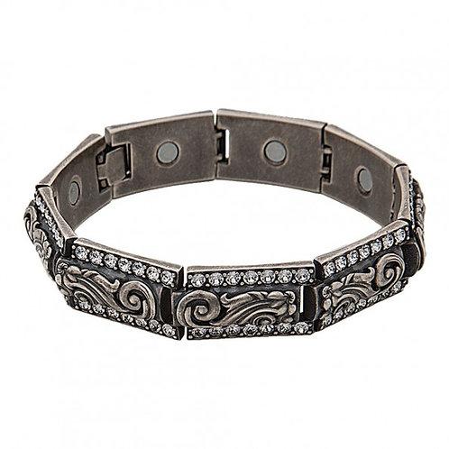 Montana Silversmith Filigree Magnetic Large Bracelet