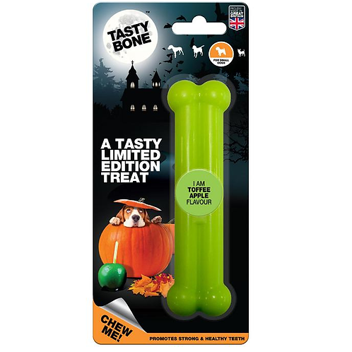 Tasty Bone Small Halloween Edition - Toffee Apple