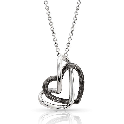 Montana Silversmith Love Entwined Heart Necklace