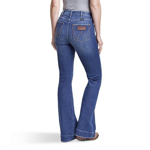 Wrangler Retro High Rise Yuma Trousers