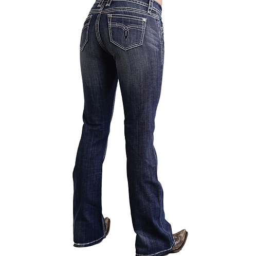 Stetson NO. 816 Classic Bootcut Jeans