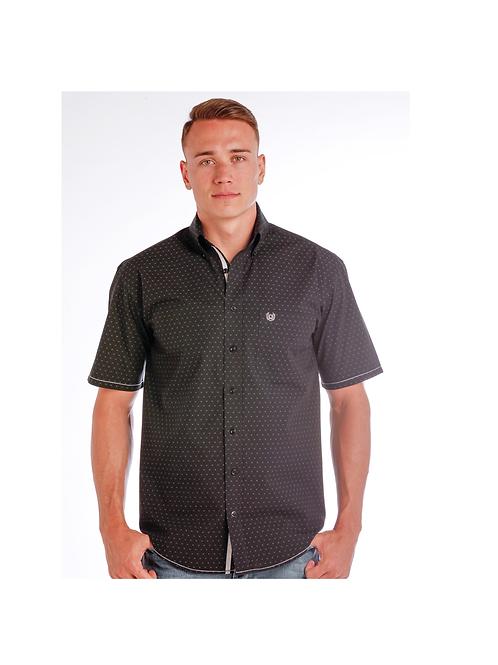 Panhandle R1D2215 Short Sleeve Western Shirt