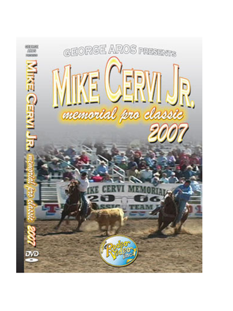 Mike Cervi JR. Memorial Pro Classic 2007 ***USED*** DVD