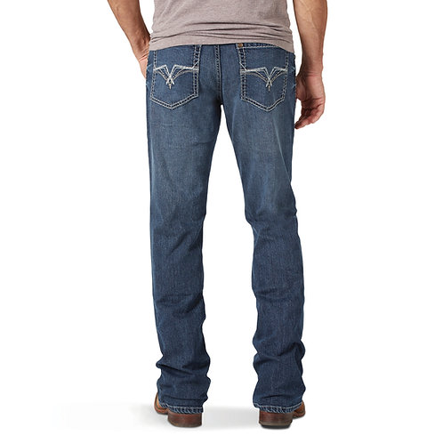 Wrangler Rock 47 Slim Boot Reverb Jeans