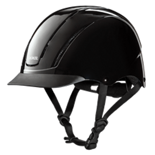 Troxel Spirit Helmet - Black