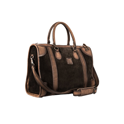 STS Heritage Overnight Bag - Suade Brown