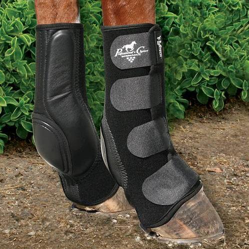 Prof Choice VTech Skid Boot - Black