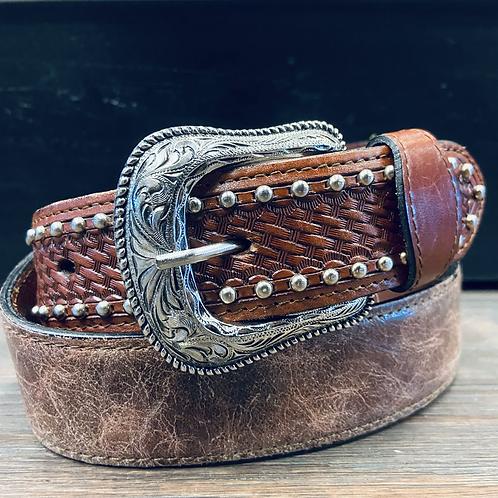 Marble Studded Belt