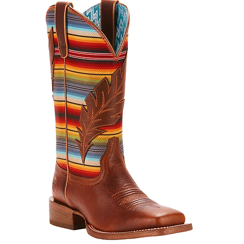 Ariat Old Serape Feather Boot