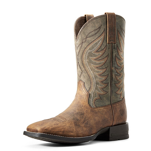 Ariat Amos Boots - Army Green