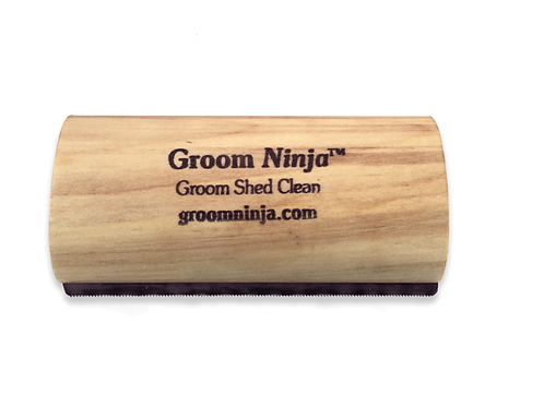 Groom Ninja - Medium 5.25""