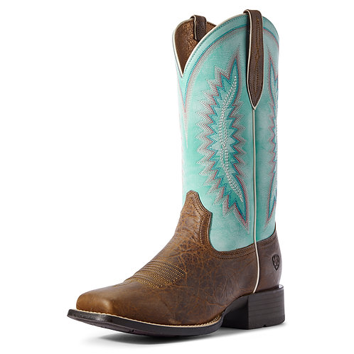Ariat Quickdraw Legacy Boots - Pool Mint