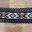 Thumbnail: Ladies Black Laced  Beaded Wide Fashion Belt