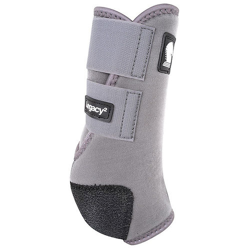 Classic Equine Legacy2 Boots - Steel Grey