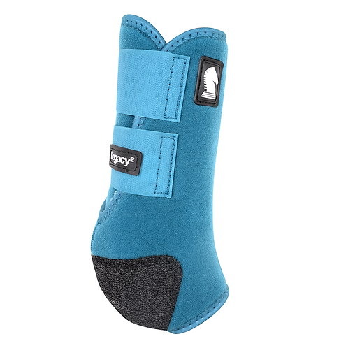 Classic Equine Legacy2 Boots - Teal