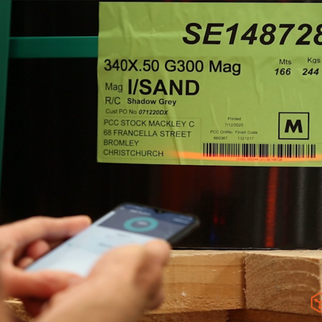 Barcode Scanning & Traceability