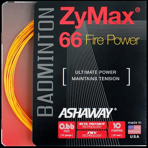 ZyMax 66 Fire Power - Orange