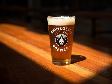 The Return of Rhinegeist: Featured Brewery Partner