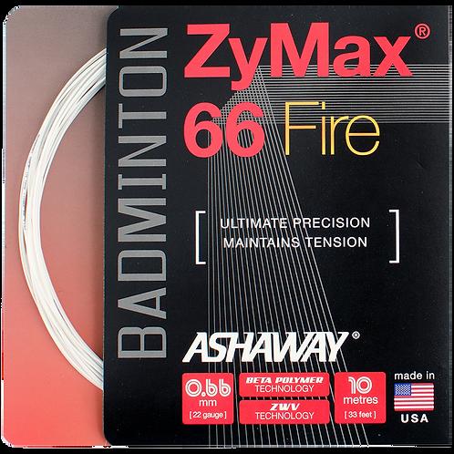 ZyMax 66 Fire - White