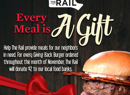 The Giving Back Burger: Feeding Our Community