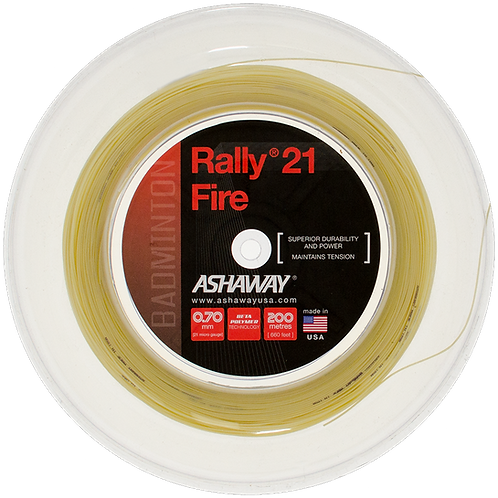 Rally 21 Fire - Natural