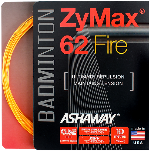 ZyMax 62 Fire - Orange