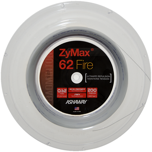 ZyMax 62 Fire - White