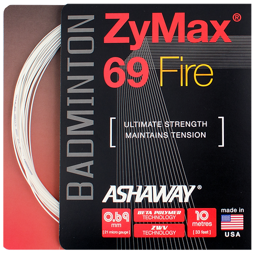 ZyMax 69 Fire - White