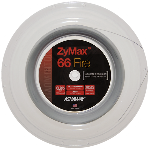 ZyMax 66 Fire - White