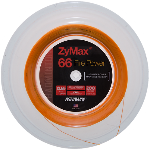 ZyMax 66 Fire Power - Orange