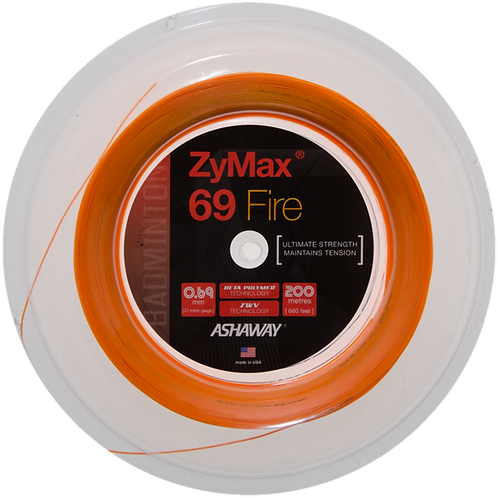 ZyMax 69 Fire - Orange