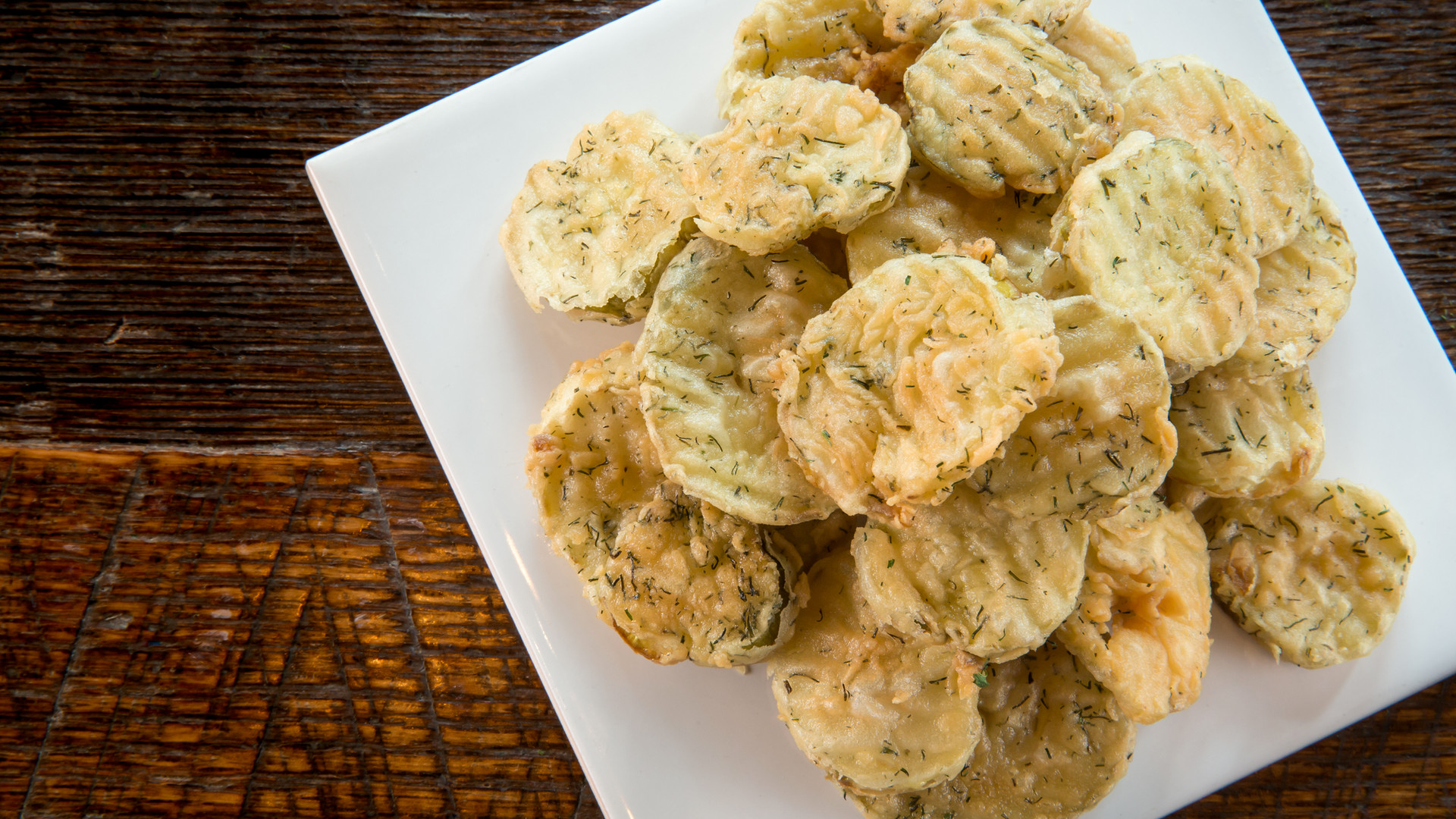 Housemade Fried Pickles