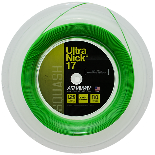 UltraNick 17 Squash Strings Reel