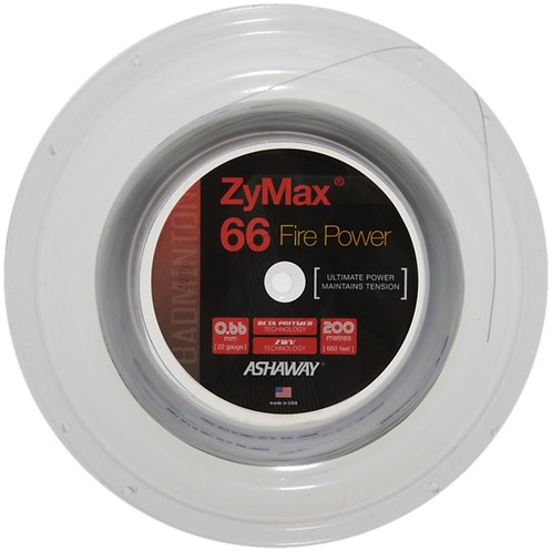 ZyMax 66 Fire Power - White