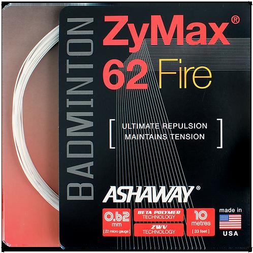 ZyMax 62 Fire - White