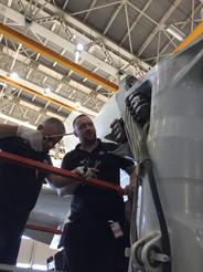 BOSA Line maintenance team