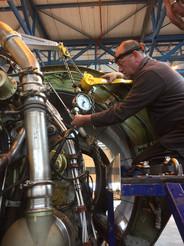 BOSA Line Maintenance Engineer on AOG