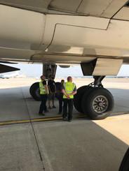 BOSA Line maintenance team, milan