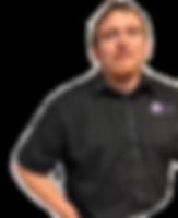 Adrian, Line Maintenance Engineer, BOSA Team